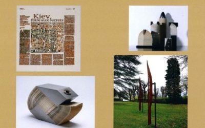 Exposition du sculpteur Vincent GONTIER