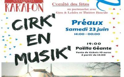 Cirk' en Musik'
