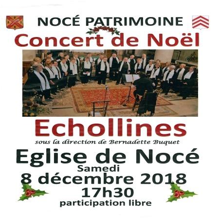 Concert Echollines
