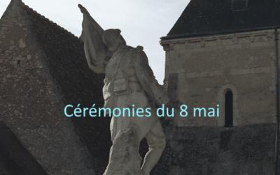 Cérémonies du 8 mai 1945