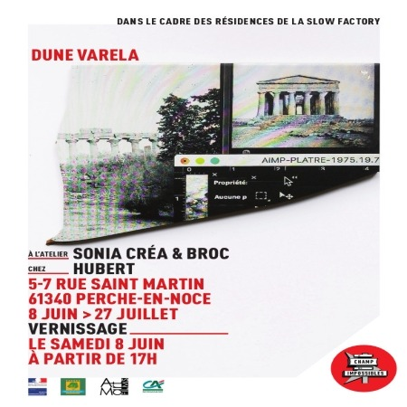 Vernissage Dune VARELA