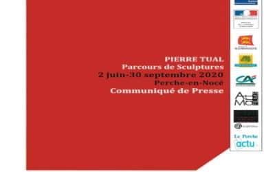 Exposition de Pierre TUAL, sculpteur du 02 juin au 30 septembre