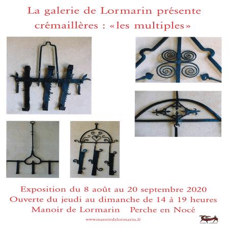 Exposition au Manoir de Lormarin