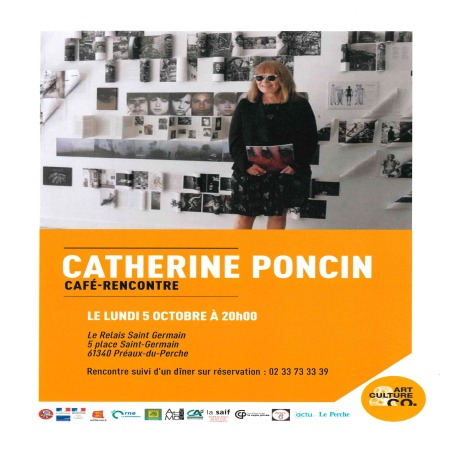 Café Rencontre Catherine PONCIN