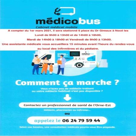Médicobus