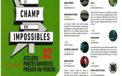 Le Champ des Impossibles Ateliers .02