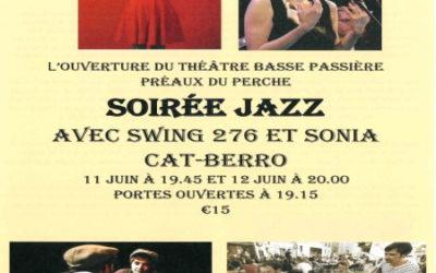 Soirée Jazz à Préaux du Perche