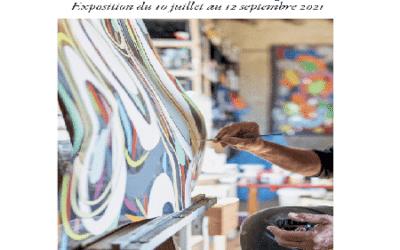 Exposition au Jardin François